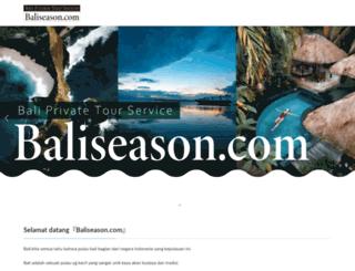 baliseason.com screenshot