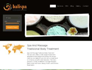 balispa.id screenshot