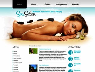 balistium.pl screenshot