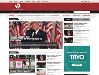 balitangamerica.tv screenshot