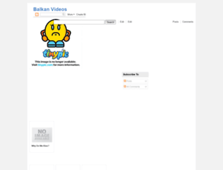 balkanvids.blogspot.be screenshot