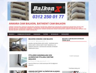 balkonx.net screenshot