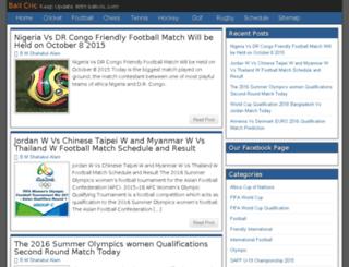 ballcric.com screenshot
