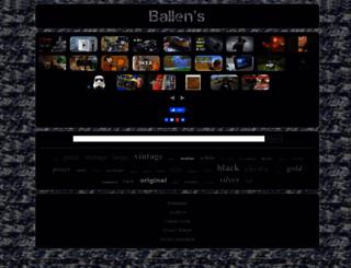 ballens.ca screenshot