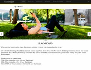 ballisticcell.com screenshot