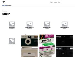 ballisticpublishing.com screenshot