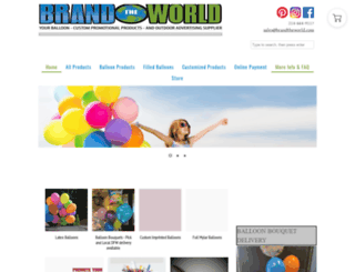 balloonbasics.com screenshot