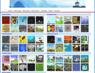 balloongames.net screenshot