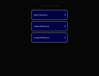 balloontree.com screenshot