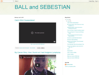 ballosebestian.blogspot.pt screenshot