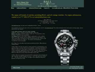 ballwatchusa.com screenshot