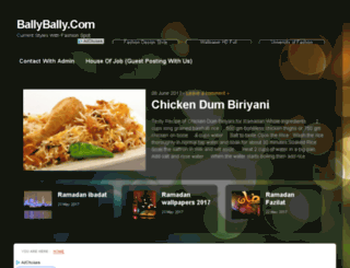 ballybally.com screenshot