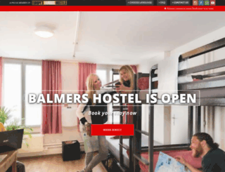 balmers.com screenshot