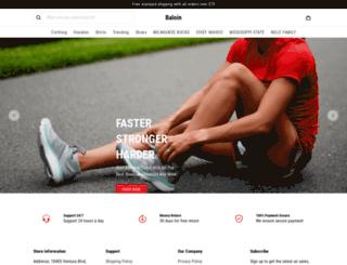 baloin.com screenshot