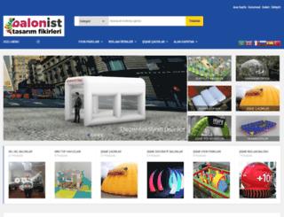 balonist.com screenshot