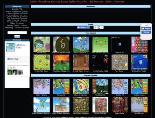 balonpatlatmaoyunu.com screenshot