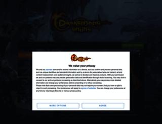 balor.drakensang.com screenshot