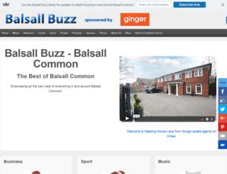 balsallbuzz.com screenshot