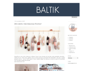 baltikblog.blogspot.fr screenshot