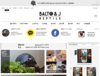 baltonj.com screenshot