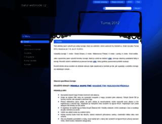 balur.webnode.cz screenshot