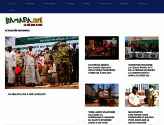 bamada.net screenshot