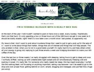 bambellablog.blogspot.co.uk screenshot