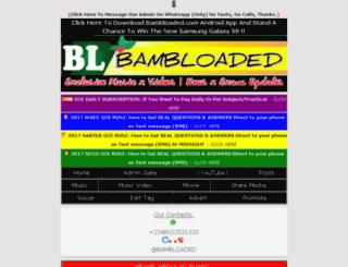 bambnation.wapka.mobi screenshot