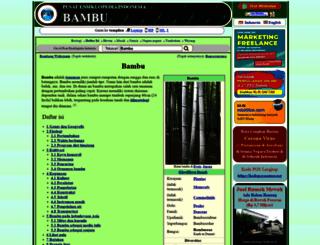 bamboo.web.id screenshot