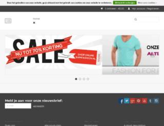 bamfashion.nl screenshot