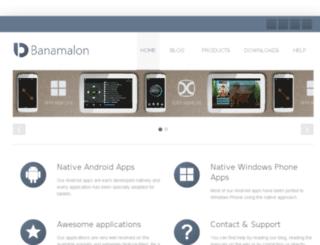 banamalon.net screenshot
