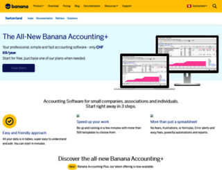 banana.ch screenshot