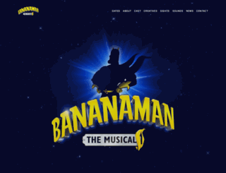 bananamanlive.com screenshot