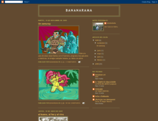 bananaramasa.blogspot.com screenshot