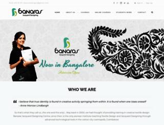 banarasdesigns.com screenshot