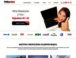 banas.dov.pl screenshot