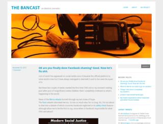 banbarkawi.wordpress.com screenshot
