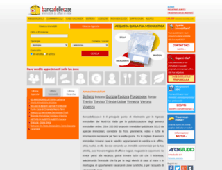 bancadellecase.com screenshot