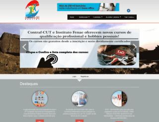 bancariosrr.com.br screenshot