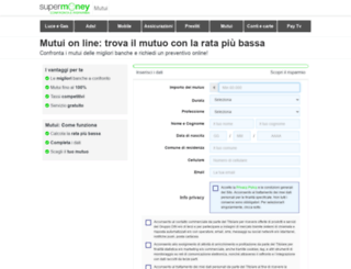 banche.supermoney.eu screenshot