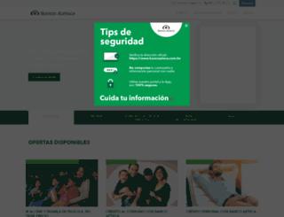 bancoazteca.com.hn screenshot