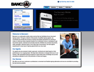 bancserv.net screenshot