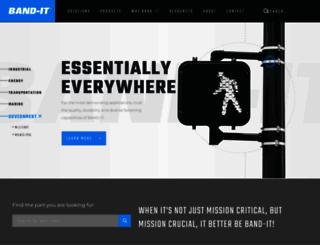 band-it-idex.com screenshot