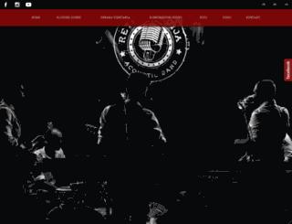 band-retrodukcija.com screenshot