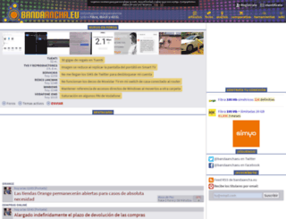 bandaancha.st screenshot
