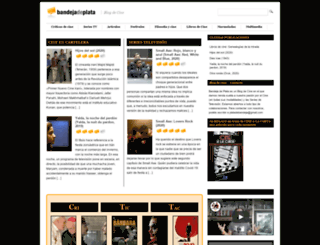 bandejadeplata.com screenshot