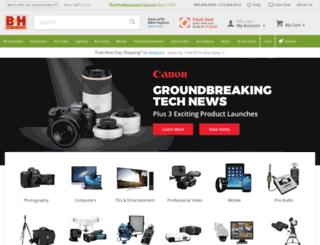 bandh.com screenshot