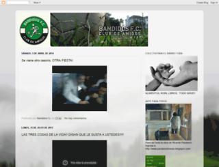 bandidosfc.blogspot.com screenshot