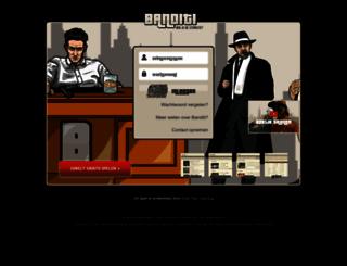 banditi.nl screenshot
