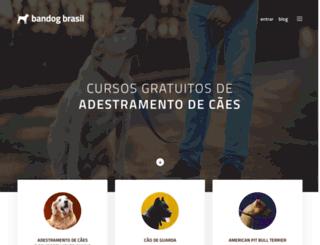 bandogbrasil.com.br screenshot